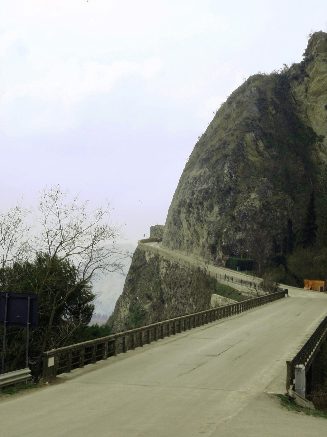 Strada Forte San Leo