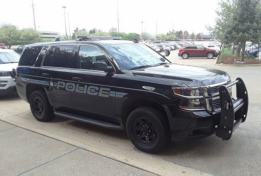 IL- Stickney Police 2017 Chevy Tahoe
