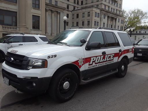 IL- Illinois State University Campus Police 2016 Ford Expedition