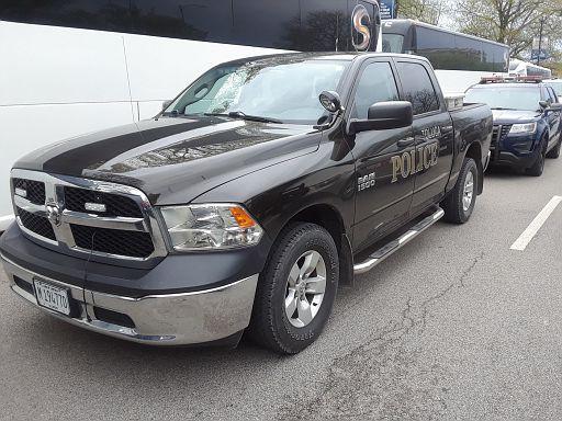 IL- Toluca Police 2012 Dodge Ram