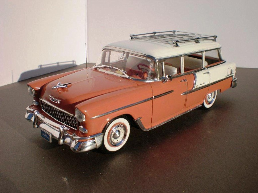 "Chevrolet 1955 Station wagon ""Full accessoiries"" ghost   Chevrolet1955StationWagon158-vi"