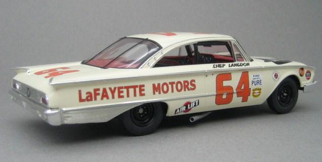 Shep Langdon LaFayette Motors