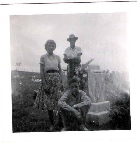 100-Frank Chambers, Aunt Pat and Uncle Del