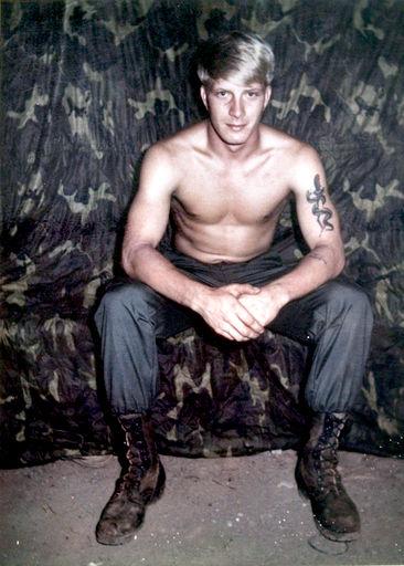 #4-Specialist 5, Terry Carver, Vietnam 18 July 1969-22 Oct 1970