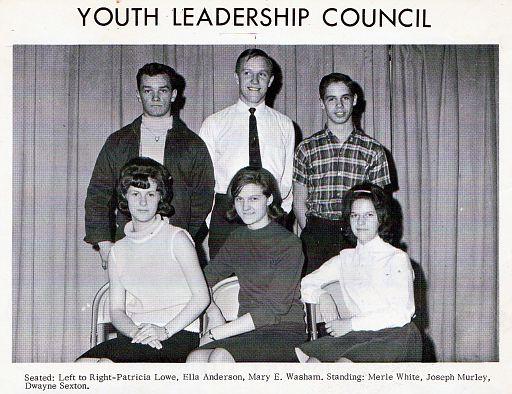 NHS (35) YOUTH LEADERSHIP COUNCIL