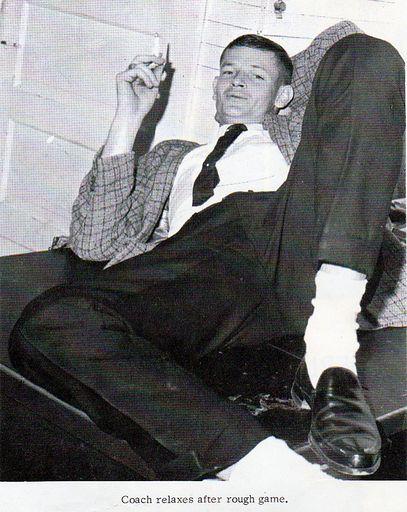 NHS (47) Leslie Winningham, Coach