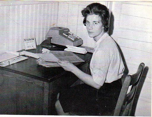 NHS (4) Nadine Watson, Secretary
