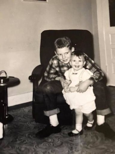 Quinton and Tammy Easter 1961