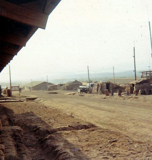 4-Artillery Hill, Pleiku, RVN 1968