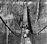 5-Swinging Bridge at Montgomery (About Feb 1982)