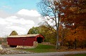 Mary's River Covered Bridge 7507