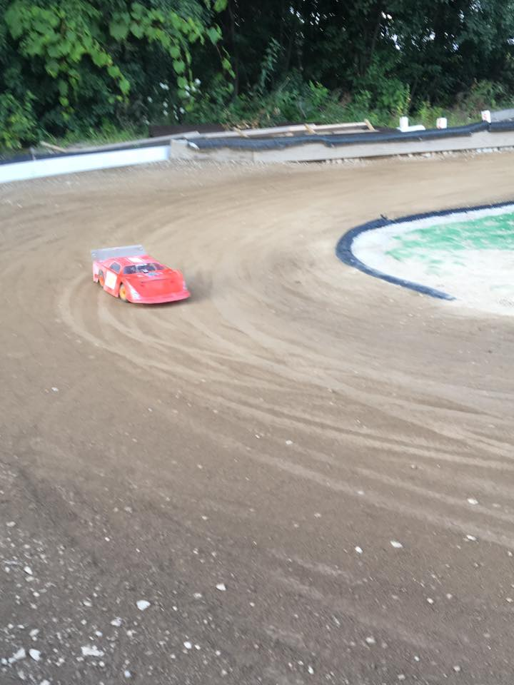 Photo: Dirt oval SCT Latemodel -sc10- at Crystal Valley RC