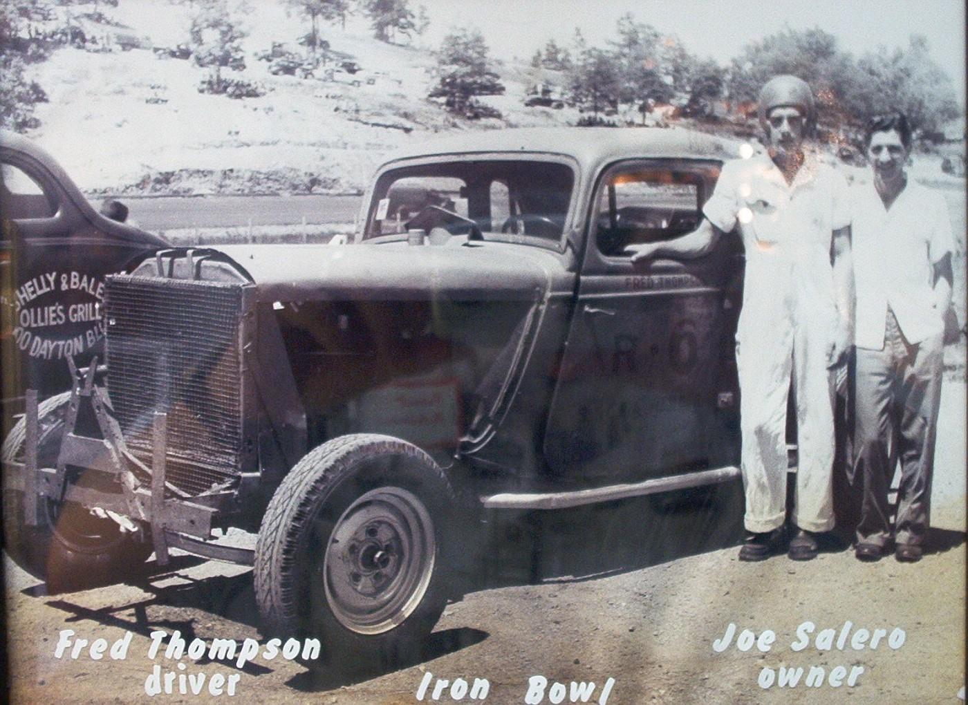 Fred Thompson              Joe Salero