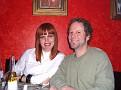Laura & Bryan at Gloria's