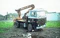 SCS 194Y   Scania 110 Super Timber crane