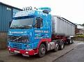 K200 DFM   Volvo FH12 420 Globetrotter 6x2 unit