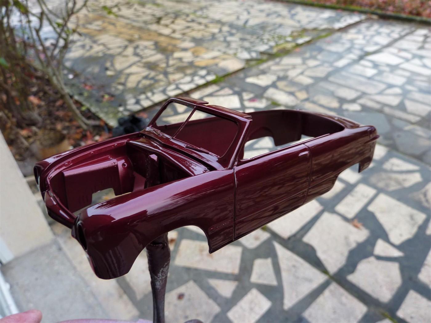 Ford 50 convertible terminée Photo3-vi