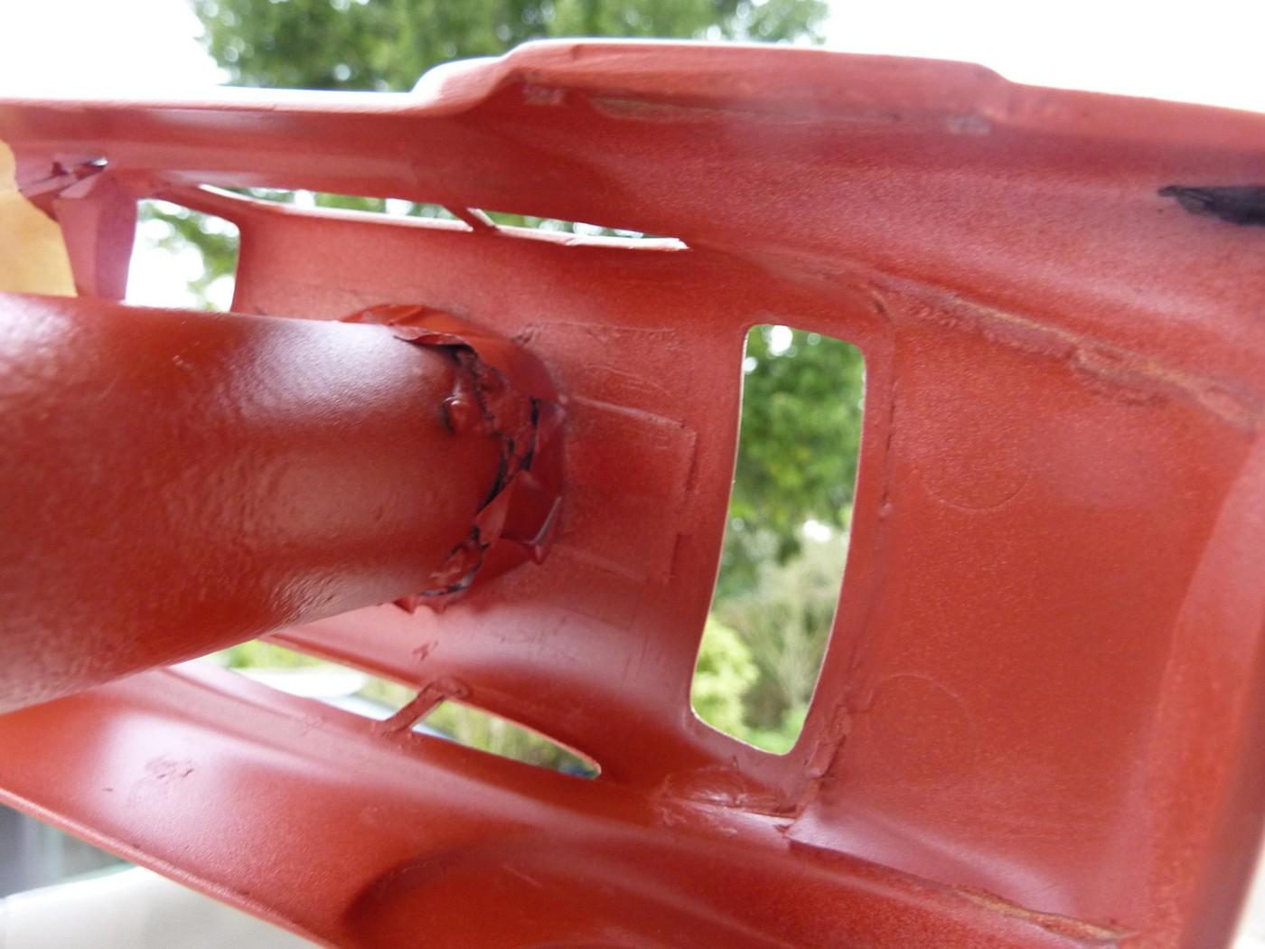 Refection complete d'une ancienne Chevy 51 Fleetline terminée Photo10-vi