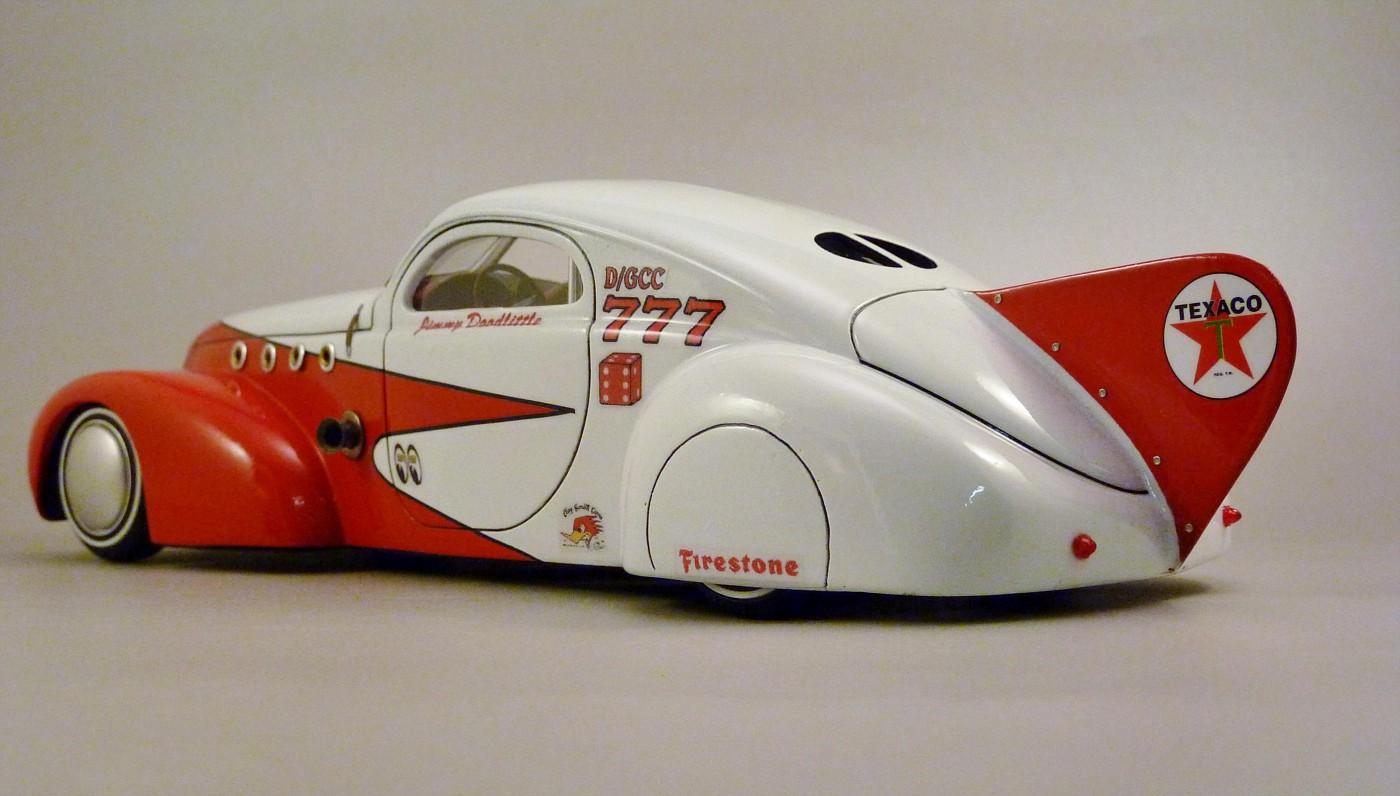 Ford T Bird Pickup racer Bonneville ( Ex Nascar) terminée  - Page 2 Photo20-vi