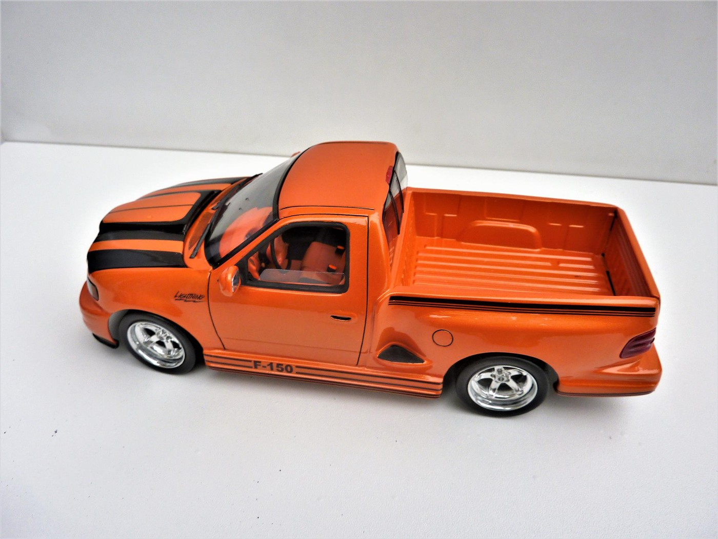 Ford f 150 svt  (1999) terminé Photo27-vi