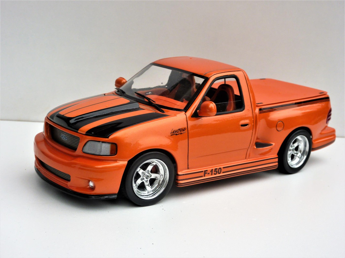 Ford f 150 svt  (1999) terminé Photo32-vi