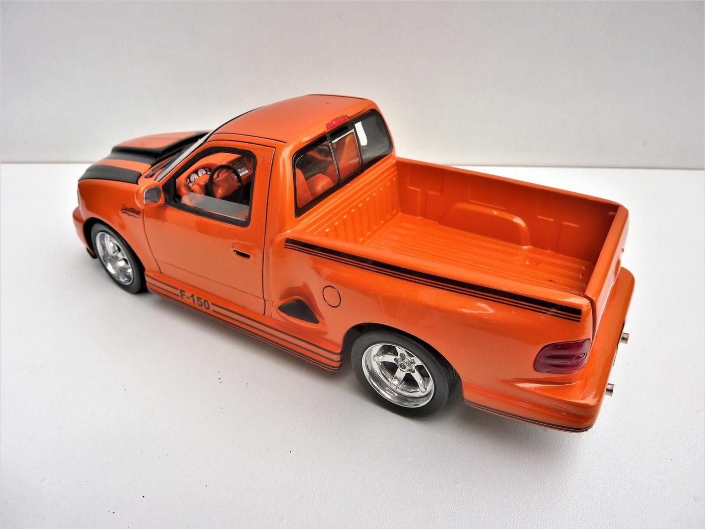 Ford f 150 svt  (1999) terminé Photo37-vi