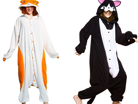 kids animal onesie