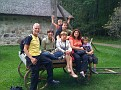 Sept 3-09 / 5:10 PM.  Estonia with Dmitri, Katrin and kids, Talla, Alaina and I!!  Open Air Museum.