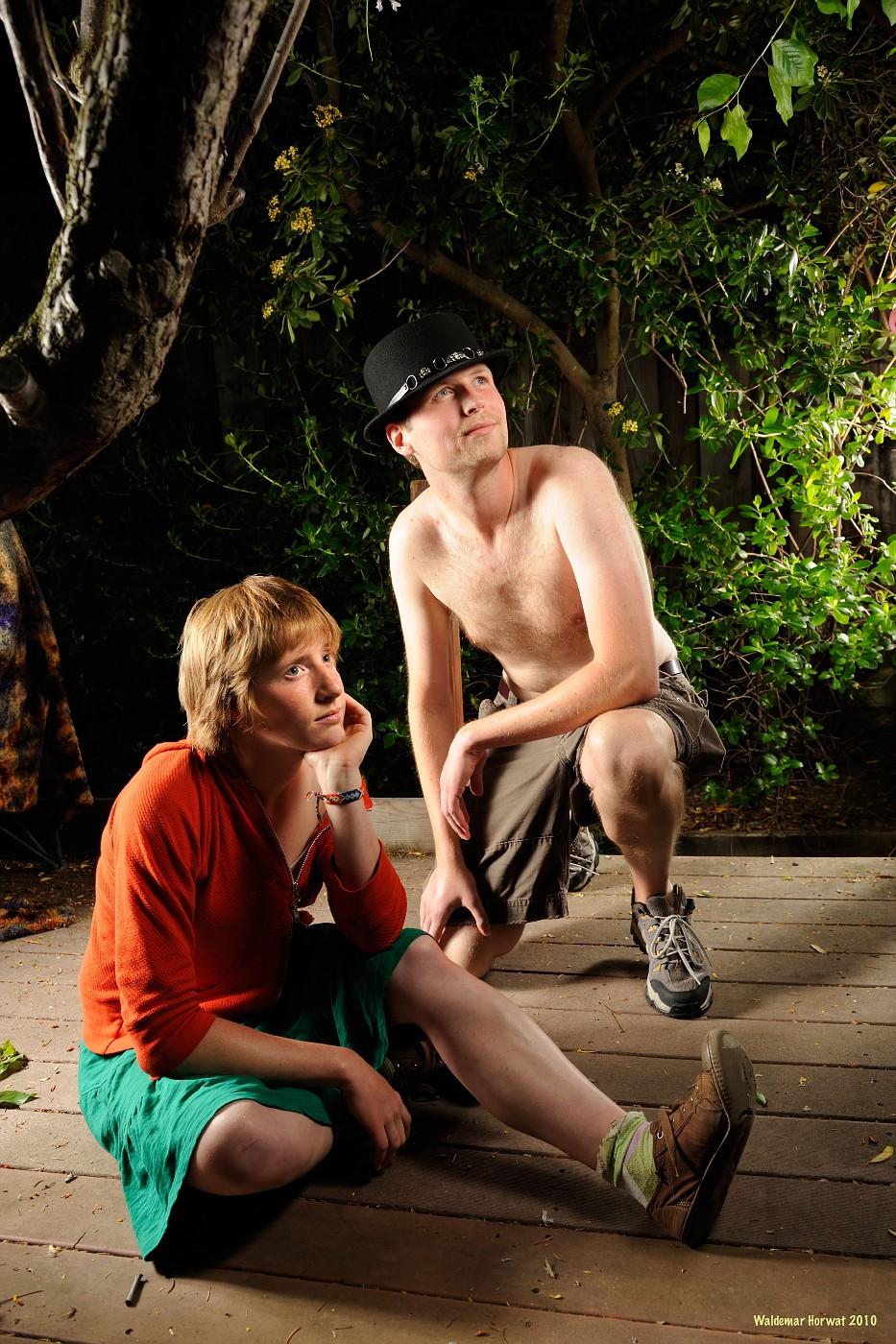 Craig and Jennifer