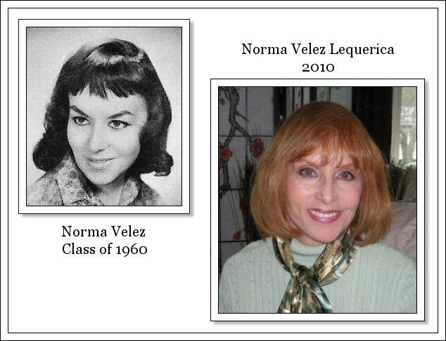 Norma Velez Class of 1960