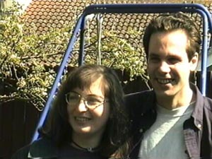 Stephanie Alexander and Aidan