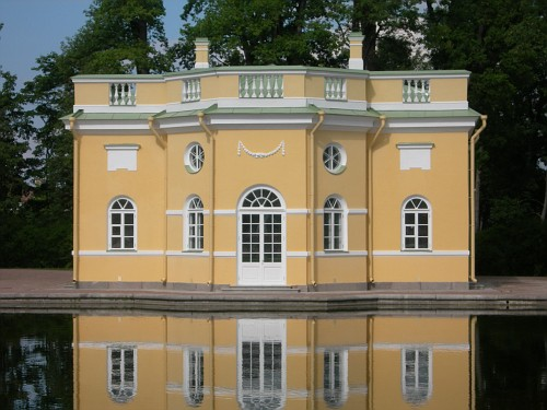Catherine's Palace, Saint Petersburg - Bath-house