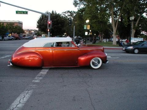 Photo eff6scd vi 1940 mercury sedan convertible gene for 1940 mercury 4 door convertible
