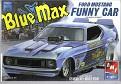 AMT #21726P Blue Max Mustang Funnycar
