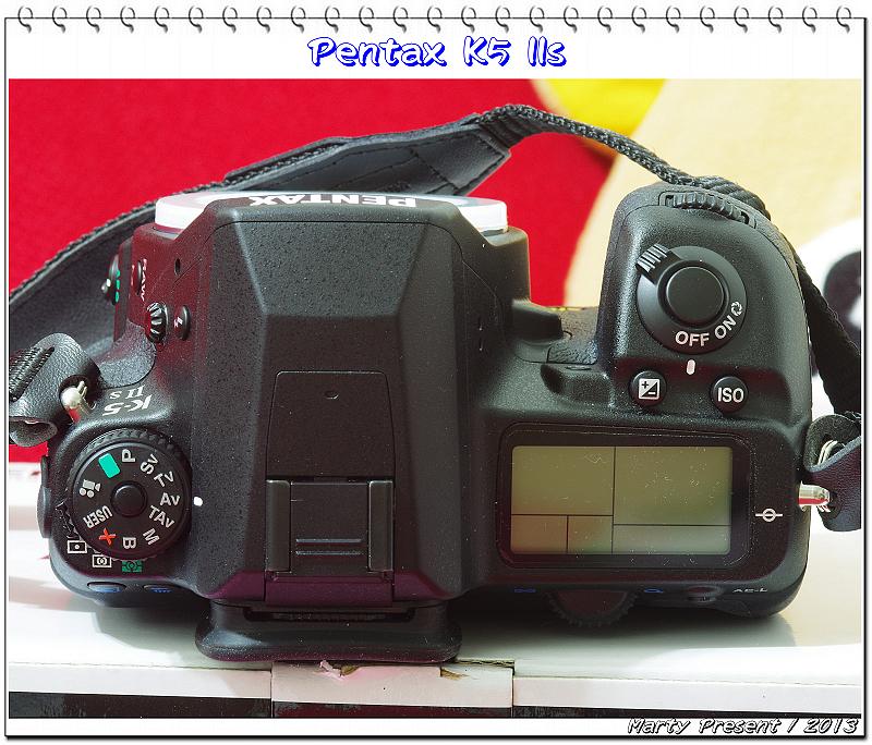 My New K5 IIs