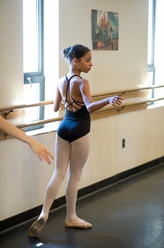 Brighton Ballet Practice DG-13