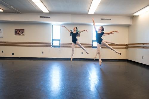 Brighton Ballet Practice DG-142
