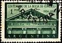Argenina 1954 centennial