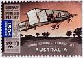 Australia 2010 Houdini flight