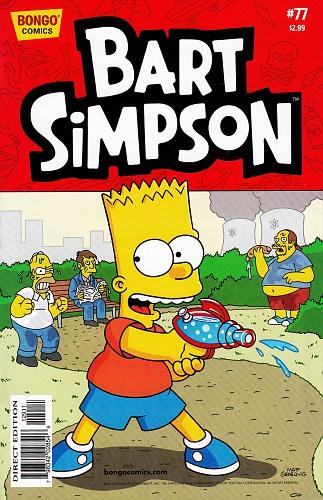 Bart Simpson #077