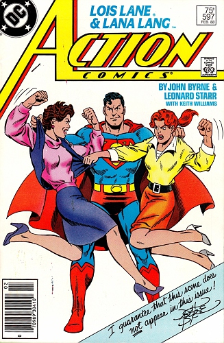 Action Comics #597