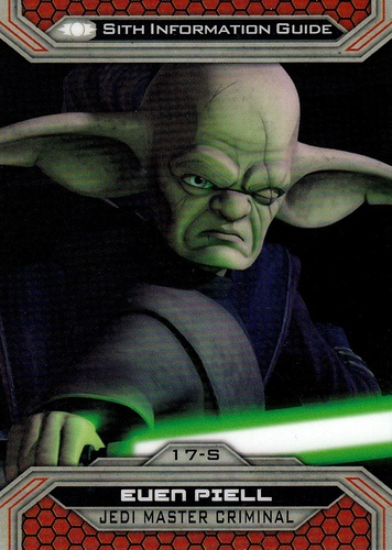 Chrome Perspectives Jedi vs  Sith #17S (1)