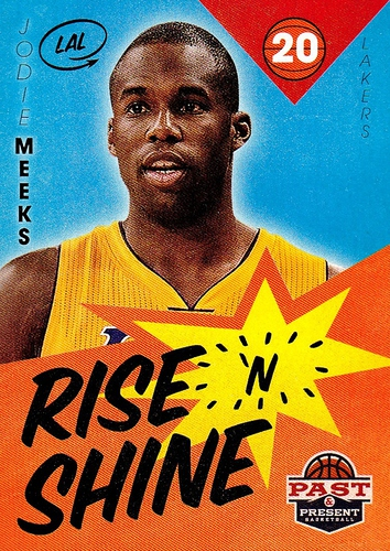 2012-13 Past & Present Rise 'N Shine #031 (1)