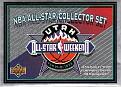 1992-93 Upper Deck All-Star Collector's Set (1)