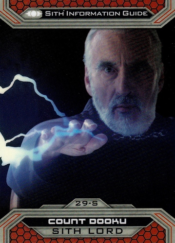 Chrome Perspectives Jedi vs  Sith #29S (1)