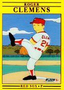 2016 Baseball Card Breakdown Homer at the Bat #06 (1)