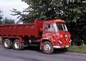 WSR 452T   FODEN S39 6x4 tipper