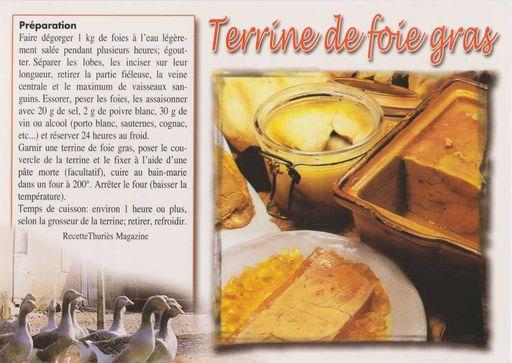 France - TERRÍNE DE FOÍE GRAS NME