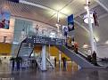 Inside Ocean Terminal, Berth 46, Southampton