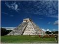 Древний город майя Чичен-Ица. (примерно 600-1100 гг. н. э.)